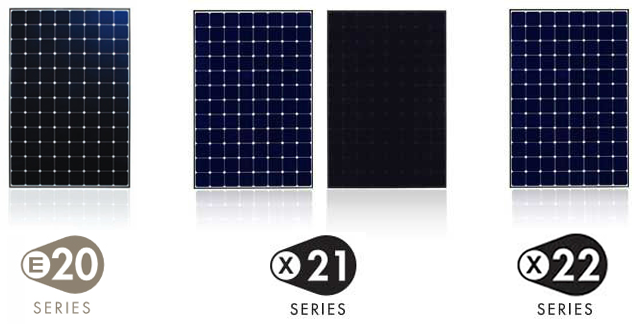 SunPower E20 X21 X22 Products